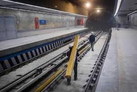 بهرهبرداری از ادامه خط ۲ قطارشهری مشهد در نیمه اول سال ۹۸