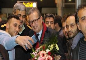ورود سرمربی جدید تراکتورسازی به تبریز