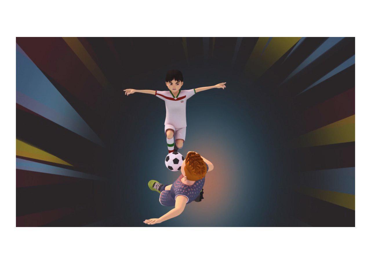 انیمیشن پاطلایی برای نوجوانان ایرانی تولید شد