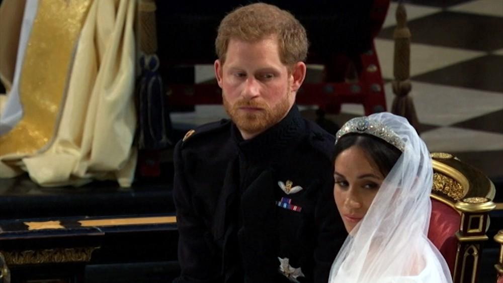 عروس خانواده سلطنتی بادیگارد خود را فراری داد+فیلم