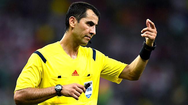 ایرماتوف به عنوان داور دیدار تیم های ایران و عراق انتخاب شد
