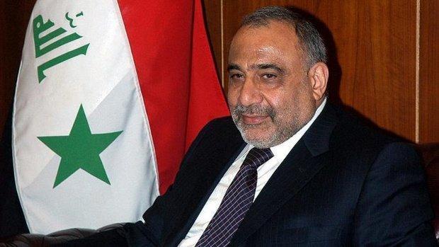 تاکید نخستوزیر عراق بر گسترش روابط دوجانبه با ایران
