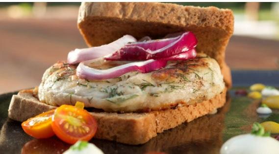 طرز تهیه برگر ماهی، ساده و لذیذ