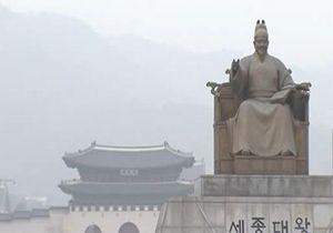 رکوردشکنی آلودگی هوا در سئول + فیلم
