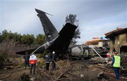 جزئیات جدیدی از سانحه سقوط هواپیمای ۷۰۷ نهاجا