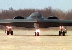 آمریکا سه بمبافکن بی-۲ اسپیریت را در پایگاه شکاری هاوایی مستقر کرد