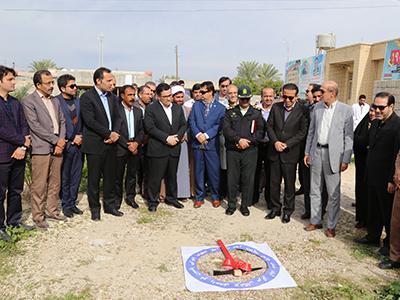 افتتاح و آغاز اجرای چند طرح بهداشتی با حضور معاون وزیر بهداشت