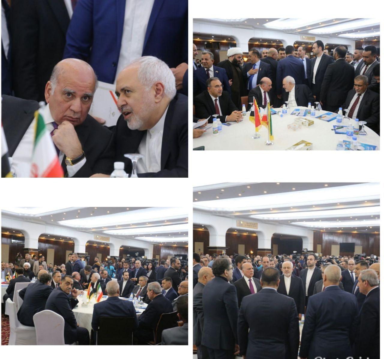همایش تجاری مشترک ایران و عراق برگزار شد