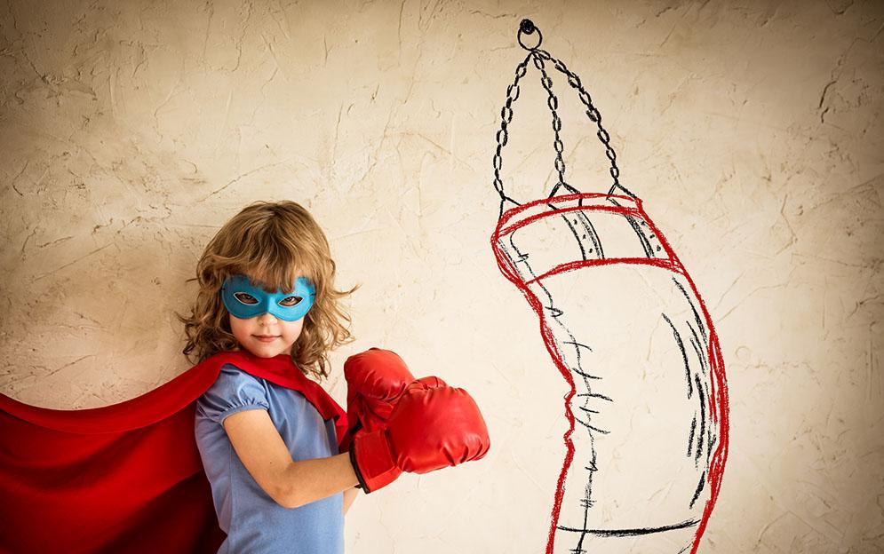 راهکارهای افزایش جسارت در کودکان