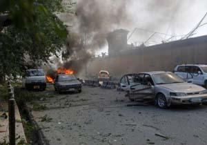 انفجار انتحاری در نزدیکی اردوگاه نیروهای خارجی در کابل