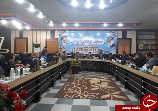 برگزاری جلسه شورای ترافیک شهرستان دشت آزادگان