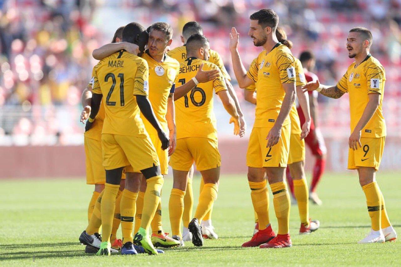 اردن به دنبال هتریک پیروزی/ استرالیا به دنبال بقا در جام ملت ها