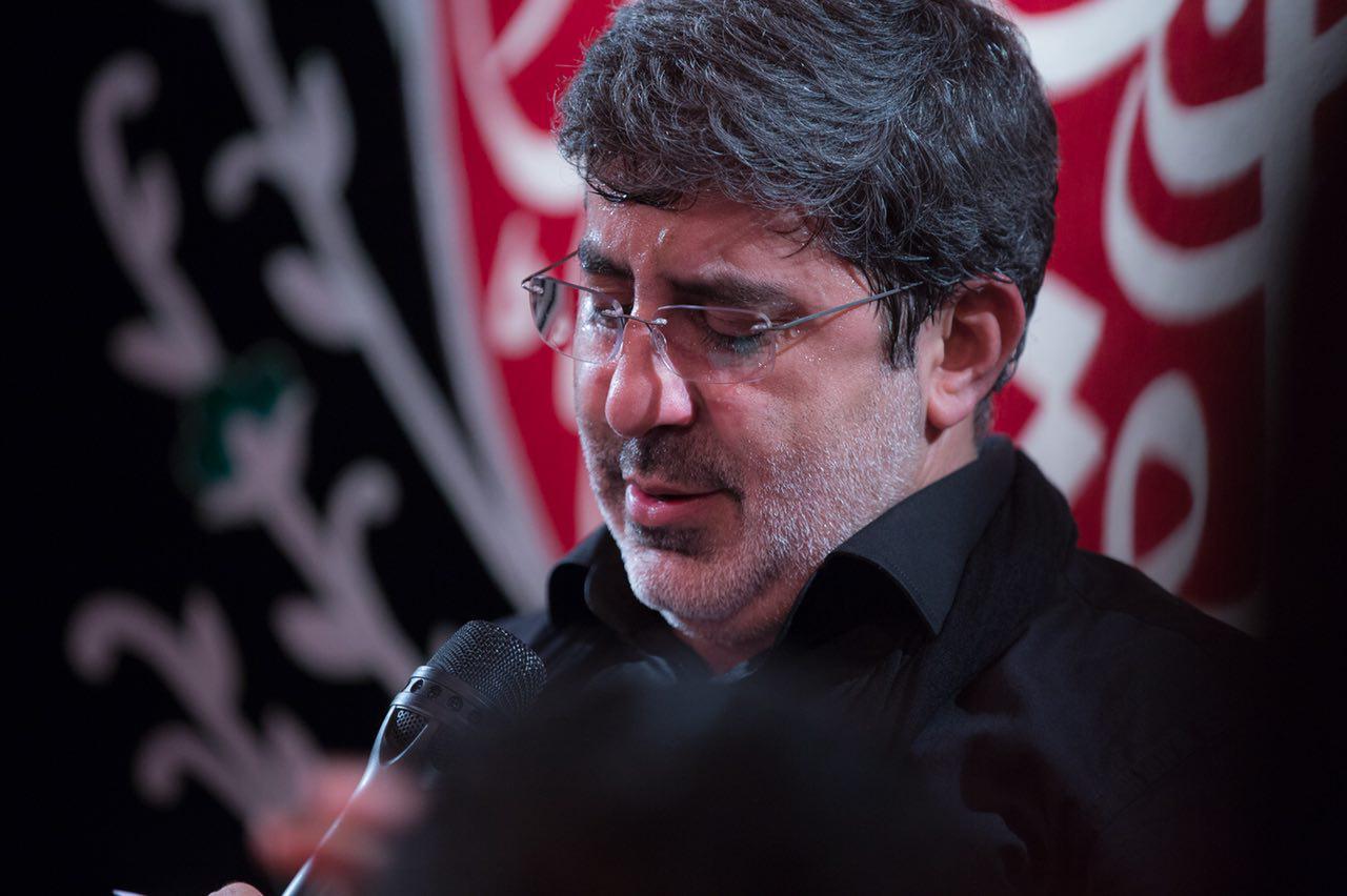 مداحی پاشو فاطمه عزیزم با نوای محمدرضا طاهری