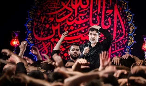 باشگاه خبرنگاران -مداحی هستی حیدر (ع) با نوای محمدرضا طاهری