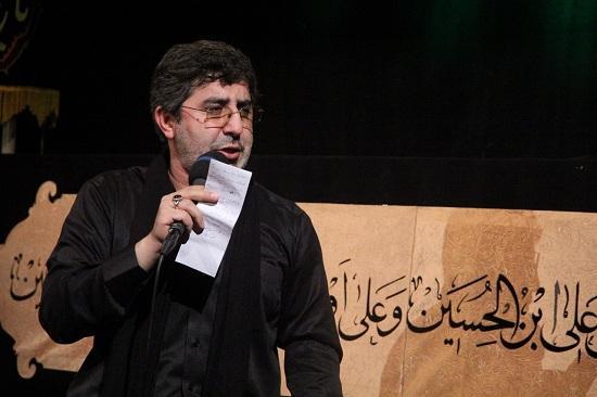 مداحی آروم آروم اشکاش و پاک کردبا نوای محمدرضا طاهری