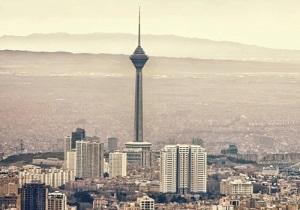 باشگاه خبرنگاران -شاخص هوای تهران در ۲۵ دی ماه/ هوای پایتخت در آستانه ناسالم شدن برای گروههای حساس