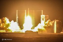 پرتاب ماهواره پیام امیرکبیر به فضا