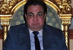 واکنش جالب بازیگر مصری وقتی از ماهیت صهیونیستی شبکه میزبان مطلع شد + فیلم
