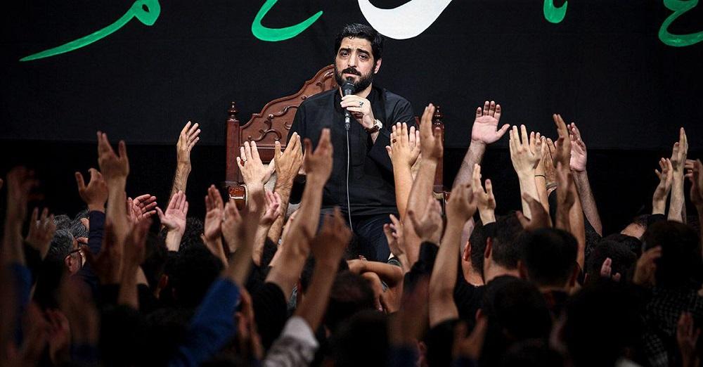 مداحی کسی تو خونه که از محرمش رو نمی گیره با نوای سید مجید بنی فاطمه