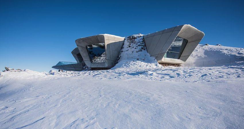 موزه مسنر؛ محل تلاقی با کوهستان