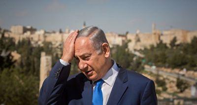 سوتی نتانیاهو حین بستن درجههای ژنرال اسرائیلی + فیلم