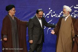 تکریم و معارفه دبیر شورای عالی انقلاب فرهنگی