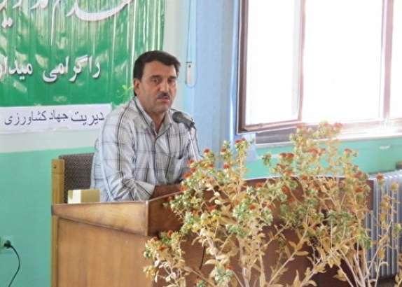 باشگاه خبرنگاران - برگزاری کارگاه آموزشی توسعه کشت حبوبات دیم و کشاورزی حفاظتی