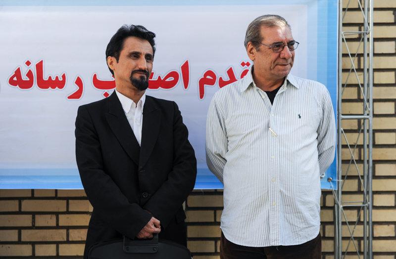 نوستالژی مرحوم حسین محب اهری برای دهه شصتیها + فیلم