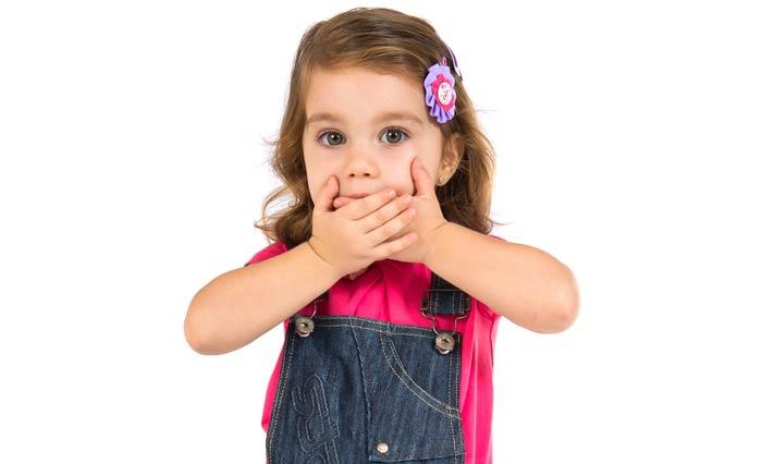 گفتار بد والدین موجب بدزبانی کودک می شود