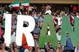 باشگاه خبرنگاران - ایرانیها سکوهای ورزشگاه آل مکتوم را تسخیر کردند!