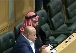 درگیری مضحک نمایندگان مجلس اردن + فیلم
