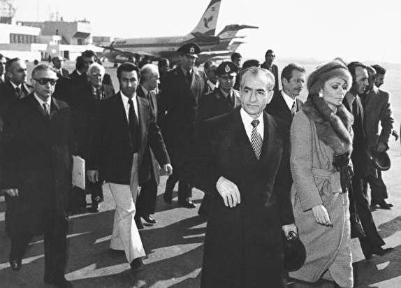 باشگاه خبرنگاران -گزارش خواندنی آسوشیتدپرس از روز فرار شاه از ایران