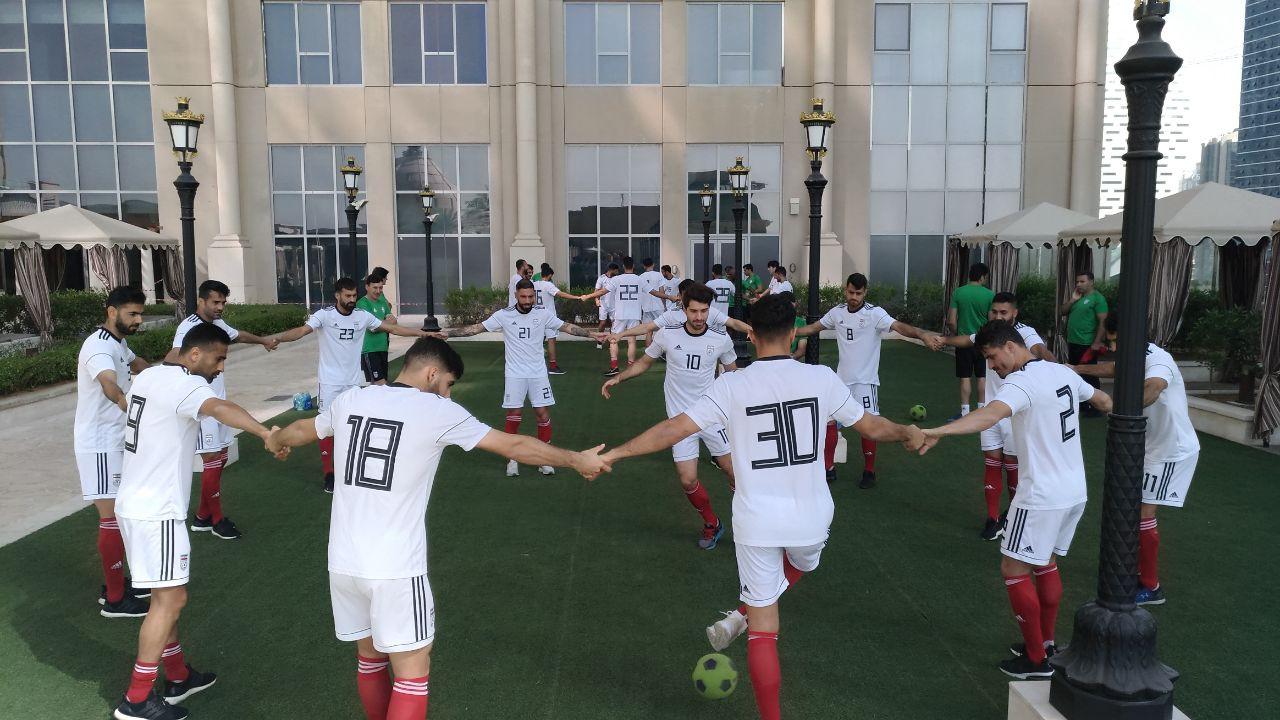 لحظه به لحظه با حواشی دیدار تیم های ملی فوتبال ایران و عراق