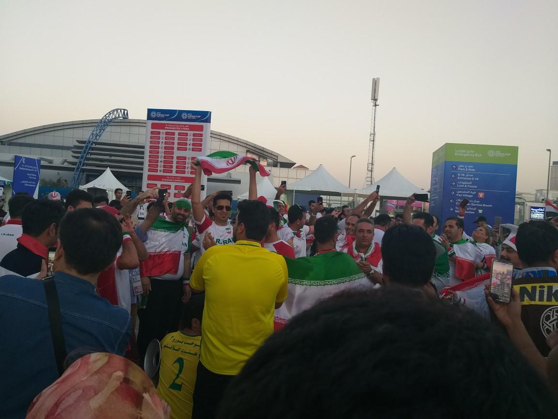 لحظه به لحظه با حواشی پیش از دیدار تیمهای ملی فوتبال ایران و عراق