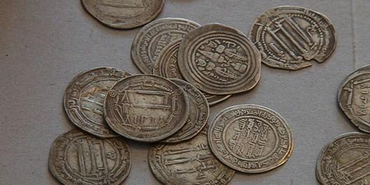 کشف سکههای تاریخی در یکی از محلات تبریز