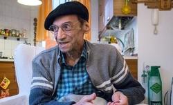 مراسم تشییع پیکر حسین محب اهری برگزار شد/ خداحافظی ابدی با مردی که میخندید و میخنداند
