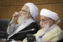 نشست مشترک هیأت رئیسه و کمیسیونهای داخلی مجلس خبرگان رهبری