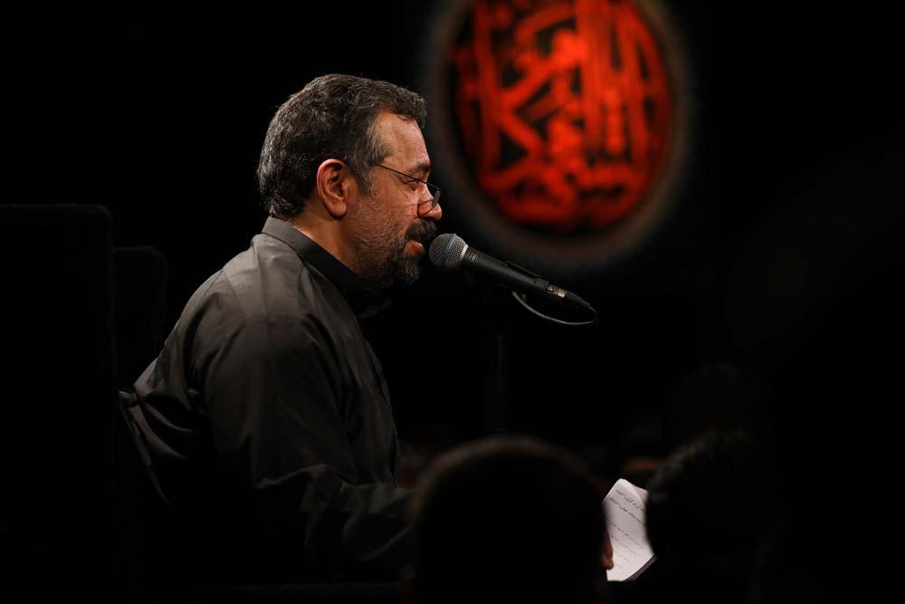 مداحی حاج محمود کریمی در فاطمیه ۹۷ + دانلود