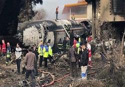 صحبتهای تکاندهنده تنها بازمانده حادثه سقوط هواپیمای باری بوئینگ ۷۰۷ + فیلم
