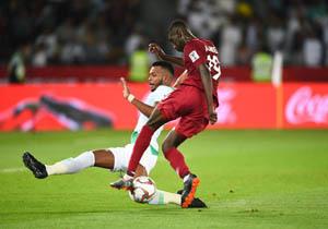 باشگاه خبرنگاران -خلاصه بازی عربستان و قطر در ۲۷ دی ۹۷ + فیلم