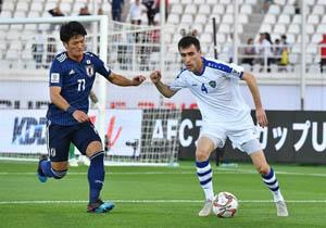 باشگاه خبرنگاران -خلاصه بازی ژاپن و ازبکستان در ۲۷ دی ۹۷ + فیلم
