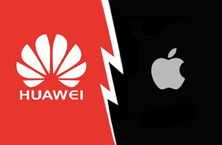 هوآوی با پشت سر گذاشتن اپل به دومین شرکت پرفروش تلفن همراه تبدیل شد