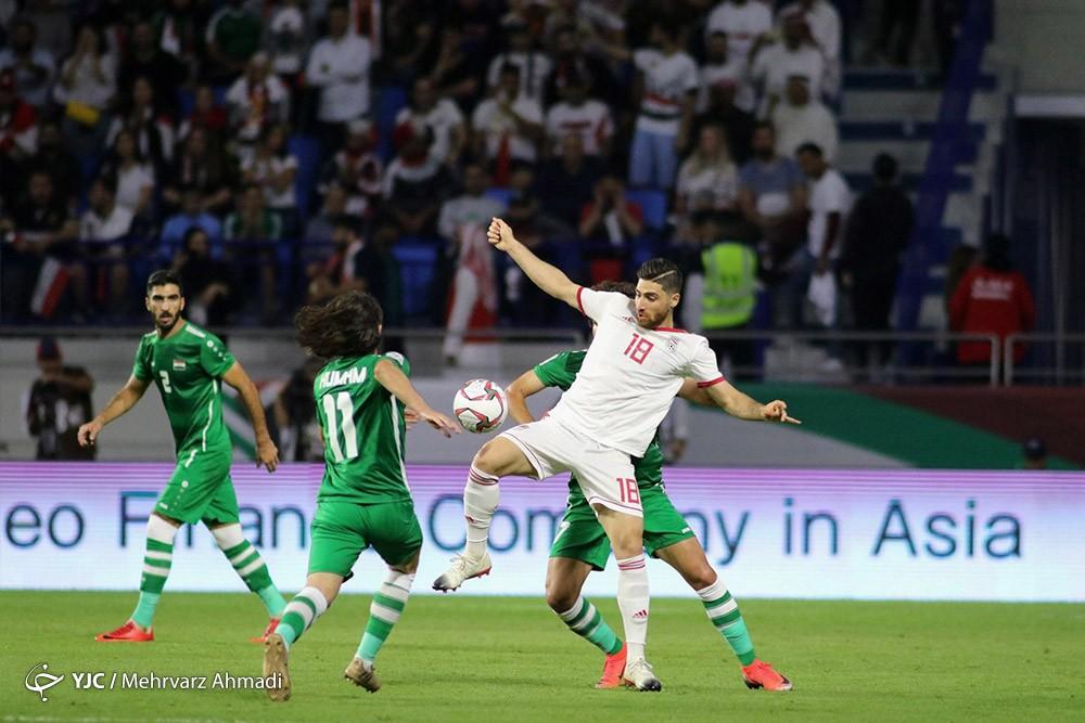 جهانبخش: عراقیها جنگ روانی راه انداختند/ میخواهیم قهرمان شویم و تفاوتی ندارد با کدام تیم بازی کنیم