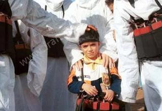 کمربندهای انتحاری با سایز بچگانه/ طالبان چگونه از کودکان برای عملیات انتحاری استفاده میکند؟