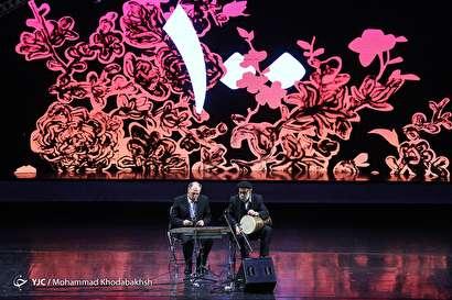 باشگاه خبرنگاران -جشن ۱۰۰ سالگی هنرستان موسیقی تهران