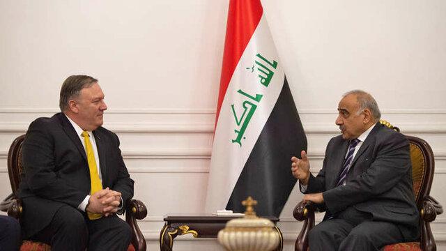 هشدار آمریکا به عراق درباره حمله اسراییل به حشد الشعبی