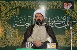 سخنرانی حجت الاسلام مسعود عالی پیرامون اسامی حضرت فاطمه (س) در فاطمیه اول ۹۷