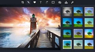 چطور روی عکسها متن و لوگو بگذاریم؟ + آموزش تصویری