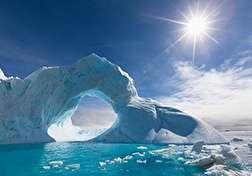 باشگاه خبرنگاران - موقعیت خورشید در یک روز تابستانی قطبی + فیلم