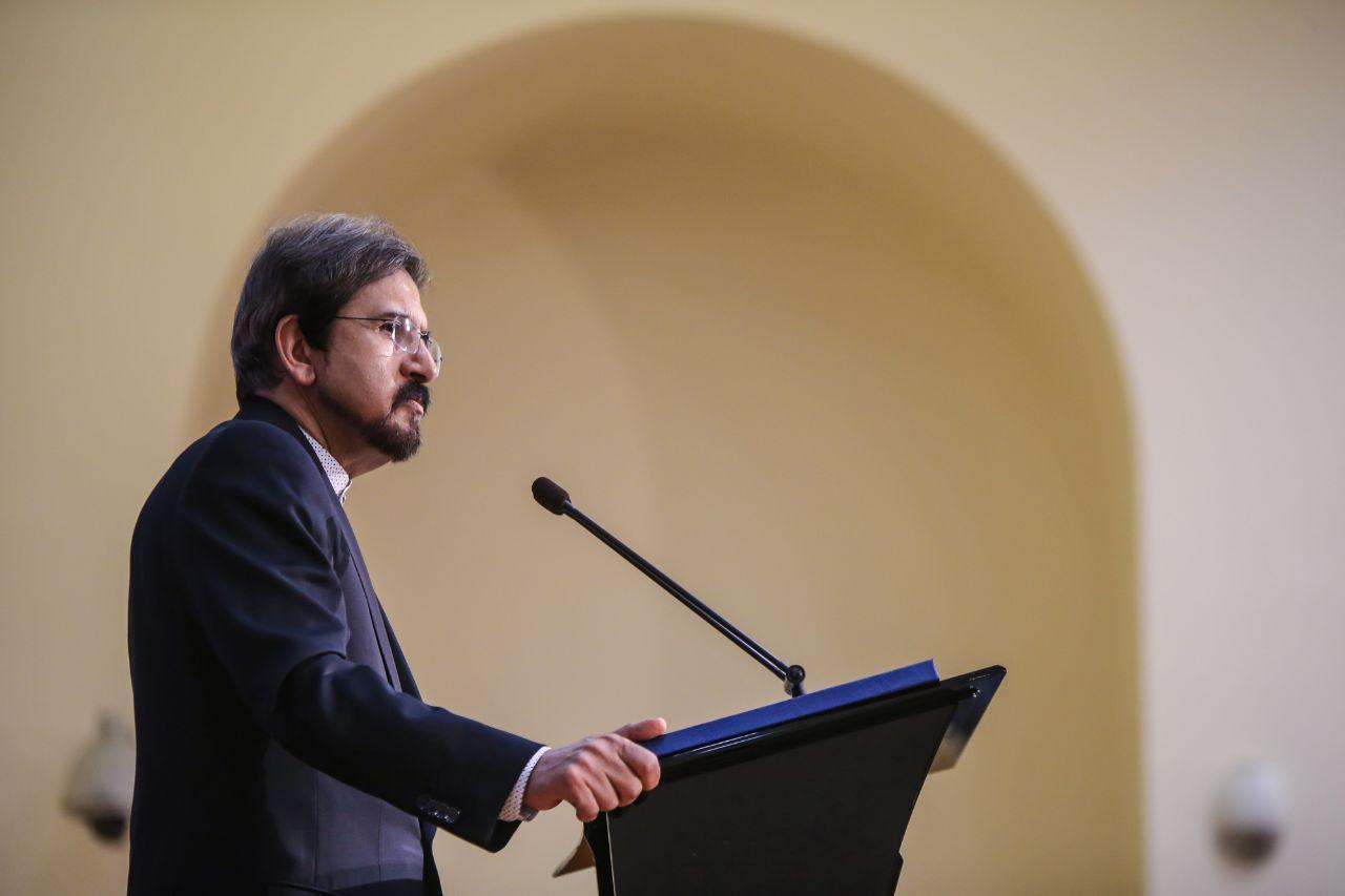 ایران از دولت و ملت ونزوئلا حمایت میکند